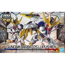 SD Gundam Cross Silhouette: Gundam Barbatos Lupus Rex