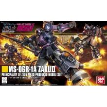 1/144 HGUC Zaku II (Black Tri-Stars Custom)