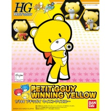 HGPG 1/144 Petit'gguy Winning Yellow