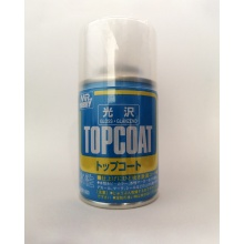 Mr.Top Coat Gloss Spray (86ml)