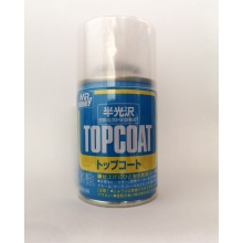 Mr.Top Coat Semi-Gloss Spray (86ml)