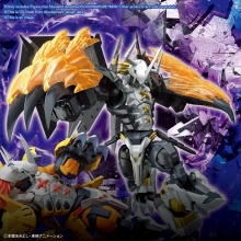 [PREORDER] Figure-rise Standard - Digimon: BlackWarGreymon (Amplified)