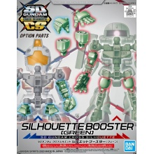 SD Gundam Cross Silhouette: Silhouette Booster [Green]