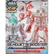 SD Gundam Cross Silhouette: Silhouette Booster [Red]