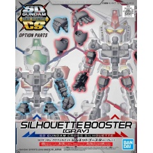 SD Gundam Cross Silhouette: Silhouette Booster [Gray]