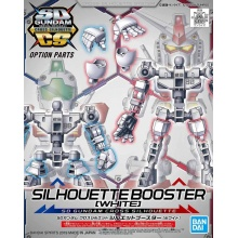 SD Gundam Cross Silhouette: Silhouette Booster [White]
