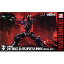 Furai Model Transformers - Shattered Glass Optimus Prime (Attack Mode)