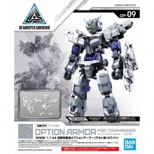 30 Minute Missions - 30MM 1/144 Option Armor for Commander [Alto Exclusive / White]