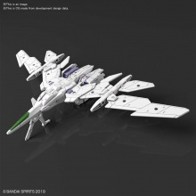 30 Minute Missions - 30MM 1/144 Exa Vehicle [Air Fighter Ver. / White]