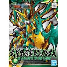 [PREORDER] SD Sangoku Soketsuden: Wu Sheng Guan Yu Yun Chang ν (Nu) Gundam
