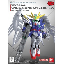 SD Gundam EX Standard - Wing Gundam Zero EW