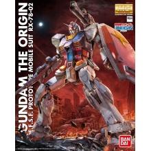 MG 1/100 RX-78-02 Gundam The Origin