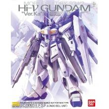 """1/100 MG Hi-ν (Nu) Gundam """"Ver.Ka"""""""
