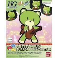 HGPG 1/144 Petit'gguy Surf Green & Guitar
