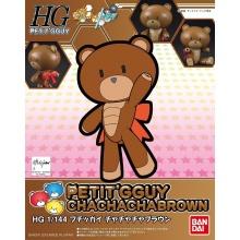 1/144 HGPG Petit'gguy ChaChaCha Brown