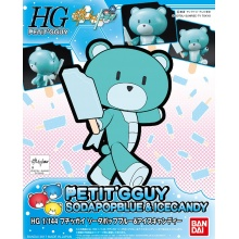 HGPG 1/144 Petit'gguy Sodapop Blue and Ice Candy