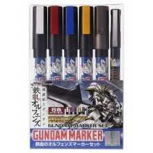 Iron Blooded Orphans Marker Set