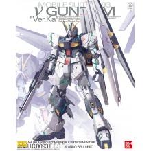 """1/100 MG ν (Nu) Gundam """"Ver.Ka"""""""