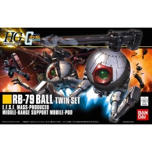 1/144 HGUC Ball Twin Set