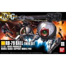 1/144 HGUC Ball Twin Set