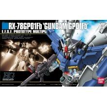 "HGUC 1/144 RX-78GP01Fb ""Gundam GP01Fb"""