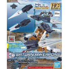 [PREORDER] 1/144 HGBD:R Saturnix Weapons