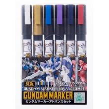 Gundam Marker - Advanced Set