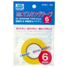 Mr.MASKING TAPE 6mm
