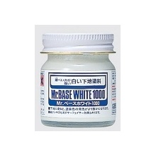 Mr.BASE WHITE 1000 (40 ml)