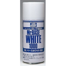 Mr.BASE WHITE 1000 SPRAY (170 ml)