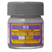 Mr.FINISNING SURFACER 1500 GRAY (40 ml)