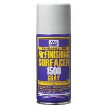 Mr.FINISHING SURFACER 1500 GRAY SPRAY (170 ml)