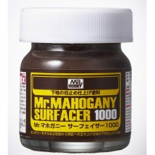 Mr.MAHOGANY SURFACER 1000 (40 ml)