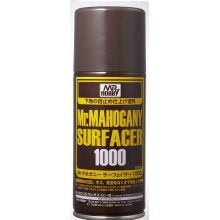 Mr.MAHOGANY SURFACER 1000 SPRAY (170 ml)