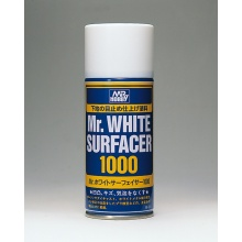 Mr.WHITE SURFACER 1000 SPRAY (170 ml)