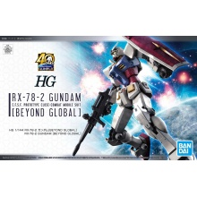 HG 1/144 RX-78-2 Gundam [BEYOND GLOBAL]