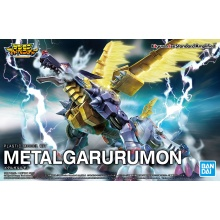 Figure-rise Standard - Digimon: MetalGarurumon (Amplified)
