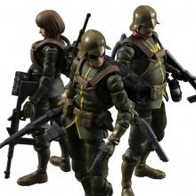 Gundam Military Generation: Mobile Suit Gundam G.M.G. Principality of Zeon Army Soldier