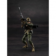 [PREORDER] Gundam Military Generation: Mobile Suit Gundam G.M.G. Principality of Zeon Army Soldier 01