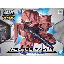 SD Gundam Cross Silhouette: Char's Zaku II