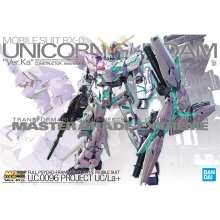 "1/100 MGEX Unicorn Gundam ""Ver.Ka"""