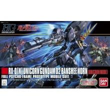 HGUC 1/144 Unicorn Gundam 02 Banshee Norn (Unicorn Mode)