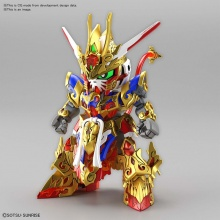 [PREORDER] SD World Heroes: Wukong Impulse Gundam