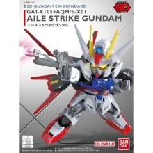 SD Gundam EX-Standard - Aile Strike Gundam