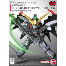 SD Gundam EX-Standard - Gundam Deathscythe Hell EW