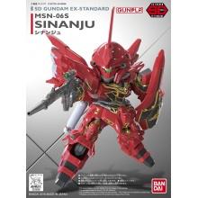 SD Gundam EX-Standard - Sinanju