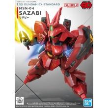 SD Gundam EX-Standard - Sazabi
