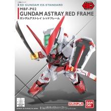SD Gundam EX-Standard - Gundam Astray Red Frame