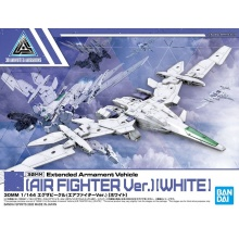 30 Minute Missions - 30MM Extended Armament Vehicle (Air Fighter Ver.) [White]