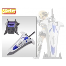 M.S.G Modeling Support Goods - Heavy Weapon Unit - Knight Master Sword